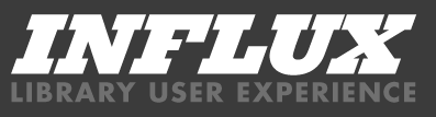INFLUX library user experience