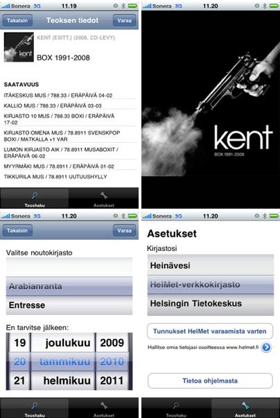 iKirjasto App Storessa | labs.kirjastot.fi